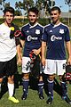 jonas brothers charity soccer game 03