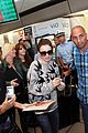 lily collins jamie campbell bower arrive in berlin 32