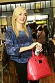 peyton list lovely at loccitane exclusive pics 01