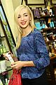 peyton list lovely at loccitane exclusive pics 09