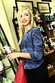 peyton list lovely at loccitane exclusive pics 11