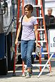 shailene woodley first fault in our stars set pics 04