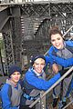 maia mitchell ross lynch climb sydney bridge 01