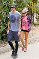 ashley tisdale christopher french hiking couple 13