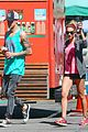 ashley tisdale christopher french food truck 09