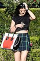 kendall kylie jenner separate lunch outings 04
