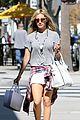 ashley tisdale intermix shopping 01