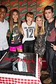 zendaya album launch party shake it up cast friends 05