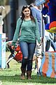 ariel winter nolan gould mf fair filming 01