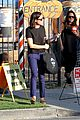 dane dehaan pumpkin picking with aubrey plaza 17