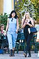 kendall jenner kylie jenner separate outings friends 17