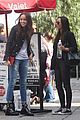 ashley madekwe cara santana lunch date 16