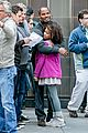 quvenzhane wallis carried jamie foxx annie 11