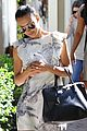 naya rivera kevin mchale wedding dress shopping 28