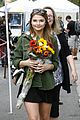 stefanie scott farmers market flower girl 09