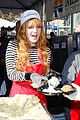 bella thorne tristan klier la mission thanksgiving 12