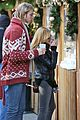 chloe moretz snack after filming jamie blackley 01
