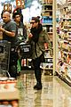 lea michele grocery store stop 17