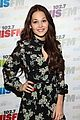 kelli berglund brant daugherty madison pettis kiisfm jingle ball 25
