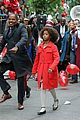 quvenzhane wallis annie tomorrow filming 13