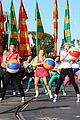 ross lynch maia mitchell teen beach movie disney christmas parade 01