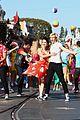 ross lynch maia mitchell teen beach movie disney christmas parade 05