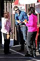 chord overstreet darren criss glee films on tour bus 41