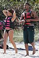 michael b jordan shirtless jet skiing mystery girl 10