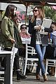 ashley tisdale shenae grimes lunch toast 15