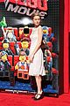 brie larson lego movie premiere 12