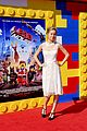 brie larson lego movie premiere 15