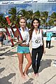 gigi hadid si beach volleyball tournament 07