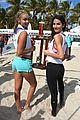 gigi hadid si beach volleyball tournament 08