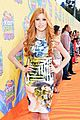 katherine mcnamara and greer grammer cute and colorful at 2014 kids choice awards01
