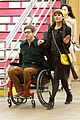 lea michele kevin mchale glee grand central 01