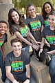 ryan newman jacko griffo make difference at earth day 02