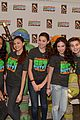 ryan newman jacko griffo make difference at earth day 04
