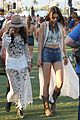 selena gomez sheer dress at coachella 21