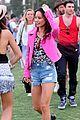 jamie chung hot pink squirt gun coachella 07