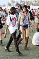 kendall and kylie jenner on an accesory hunt at coachella 201411