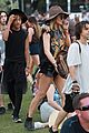 kendall and kylie jenner hang out with jaden and willow smith at coachella40