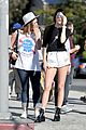 kendall jenner long legs sunday outing 01