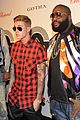 justin bieber gets shirtless while partying in cannes 17