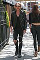 jamie campbell bower matilda nyc walk 04