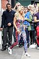 rita ora flower chanel jumpsuit 12
