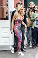rita ora flower chanel jumpsuit 17