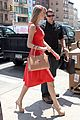 taylor swift red dress meredith met gown 15