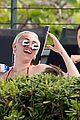 miley cyrus wears a bikini douses herself with water 16