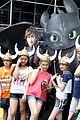 dragon fan event times square 11