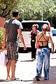 hayden panettiere flashes totally bare baby bump on vacation 28